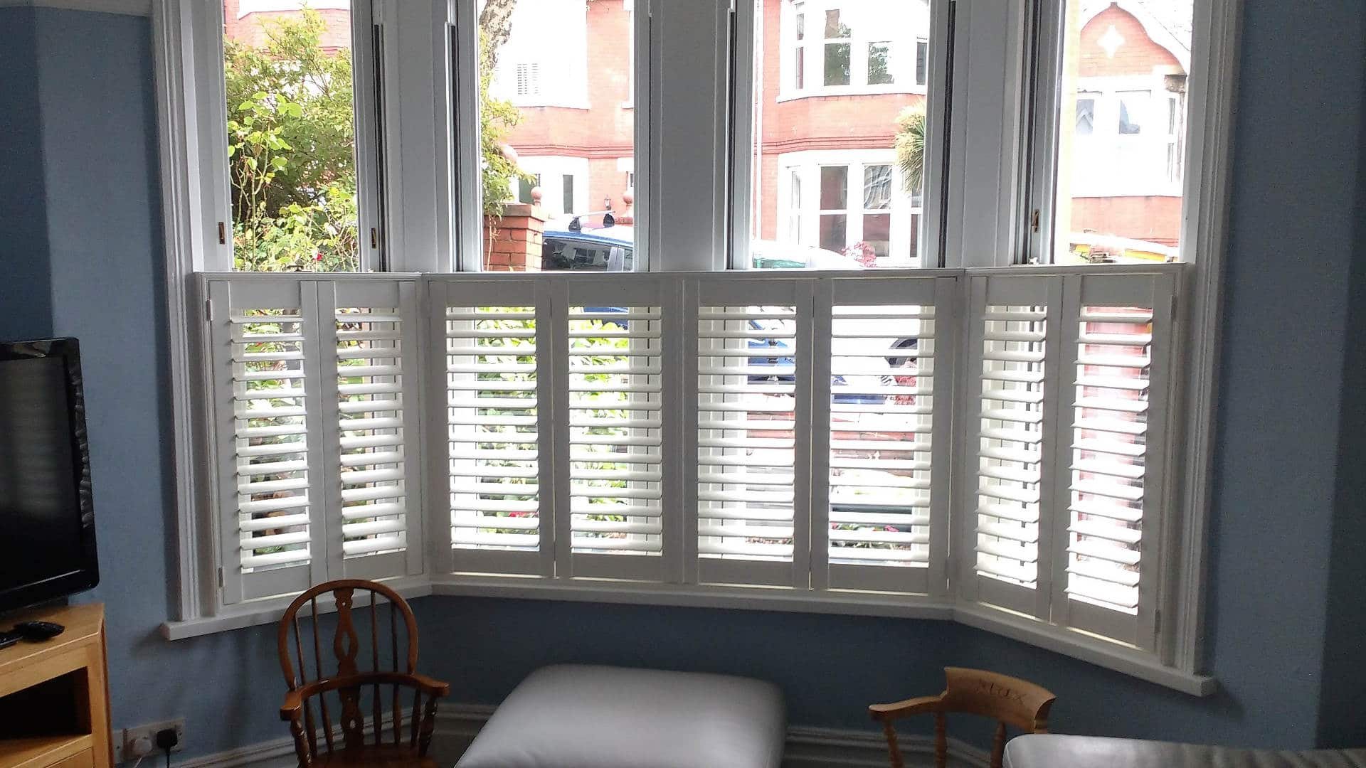 Cafe Style Shutters Connaught Shutters And Blinds