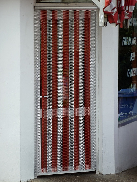 bead curtain